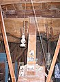 Sint Willebrordus molen meelpijp met steenbalk Bakel.jpg
