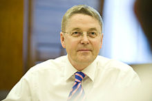 Sir Jeremy Heywood, Cabinet Secretary, January 2015.jpg