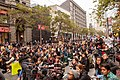 Sit-in during San Francisco July 2016 rally against police violence - 1.jpg