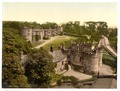 Skipton Castle, Yorkshire, England-LCCN2002708330.tif