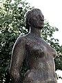 Skulptur, Stehende, 1936, Arlesheim, Schweiz, von Albert Schilling (1904–1987) (3).jpg