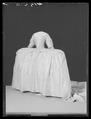 Släp till kröningsklänning, en s. k. robe de cour, Sofia Magdalena, 1772 - Livrustkammaren - 11233.tif