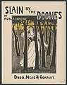 Slain by the doones by R.D. Blackmore, Dodd, Mead & Company - Hooper. LCCN2014649627.jpg
