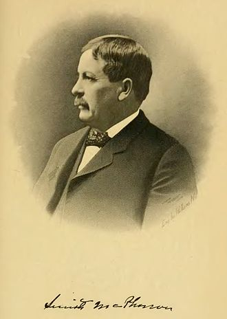 Attorney General of Iowa - Image: Smith Mc Pherson History of Iowa