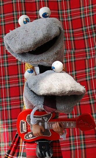 The Scottish Falsetto Sock Puppet Theatre - Image: Socks Promo 09portaitemail