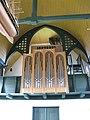 Soerig kirke orgelet.JPG
