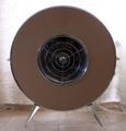 Sofono Spacemaster electric convector-reflector heater.png
