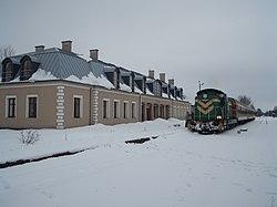 Sokolow Podlaski station SM42