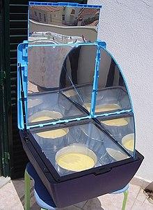 Solar Cooker Wikipedia