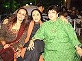 Soni Razdan, Ila Arun, Kalpana Lajmi at Bhupen Hazarika tribute.jpg