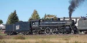 Soo Line locomotives - Soo 2719