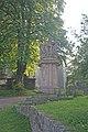 Sousoší Piety (Bernartice), před kostelem.JPG