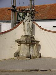 Sousoší svatého Augustina