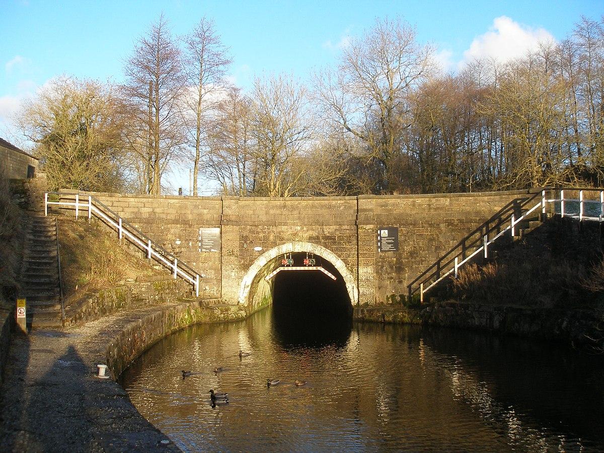 Foulridge Tunnel Wikipedia