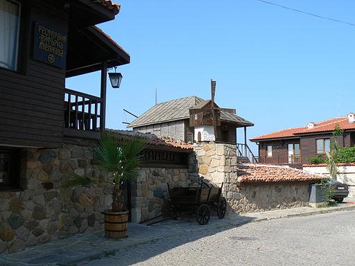 Sozopol-old town