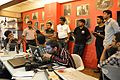 Spellcheck Bot Discussion - Bengali Wikipedia Meetup - Kolkata 2015-10-11 5955.JPG