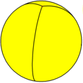 Spherical trigonal hosohedron.png