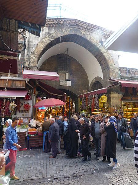 File:Spice Bazaar, Istanbul - 2014.10.23 (1).JPG