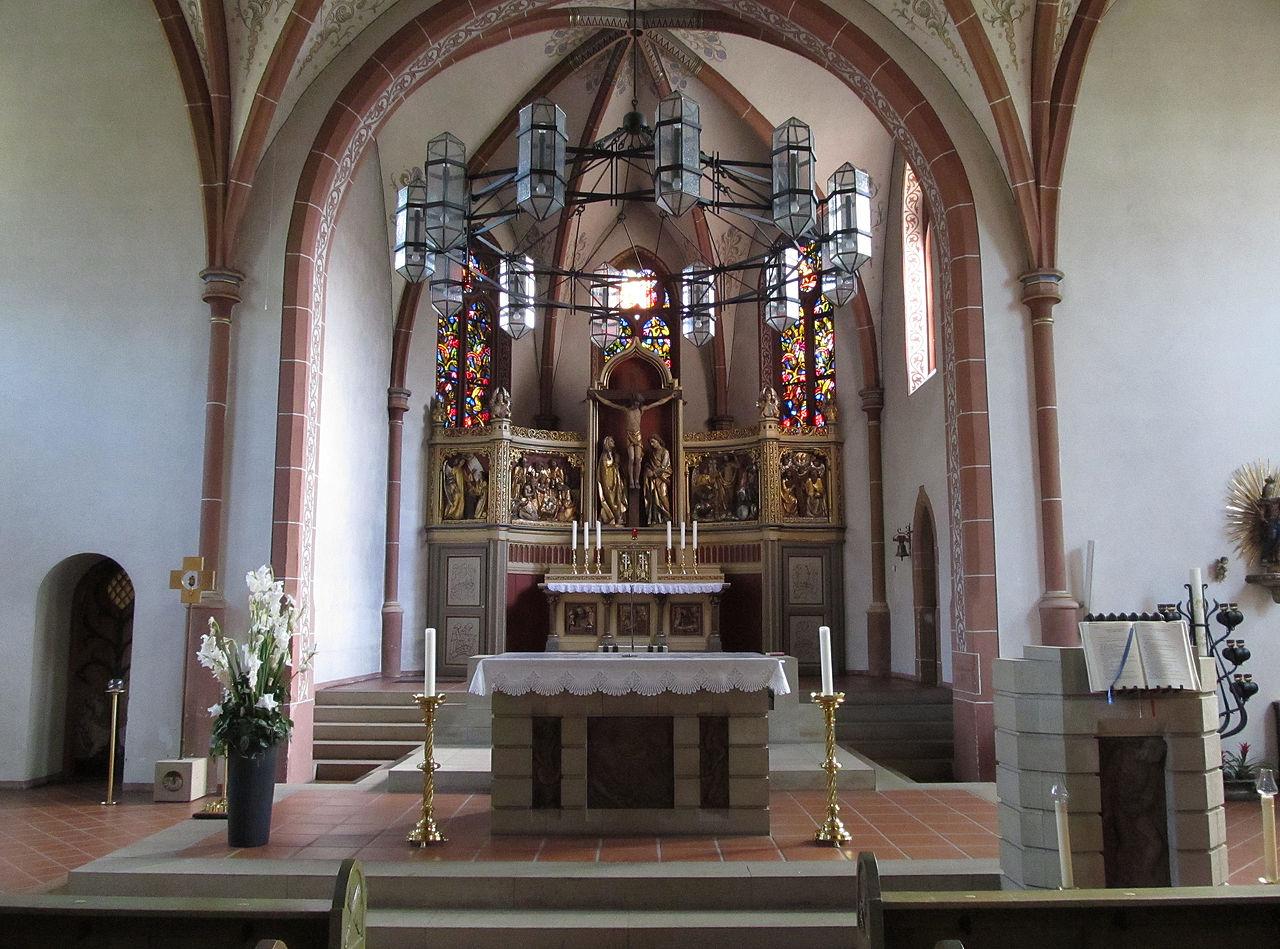 St Ludwig Spiesen