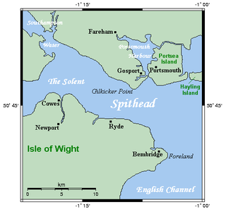 Portsea Island island