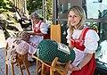 Spitzenklöpplerinnen in Sachsen...IMG 3652WI.jpg