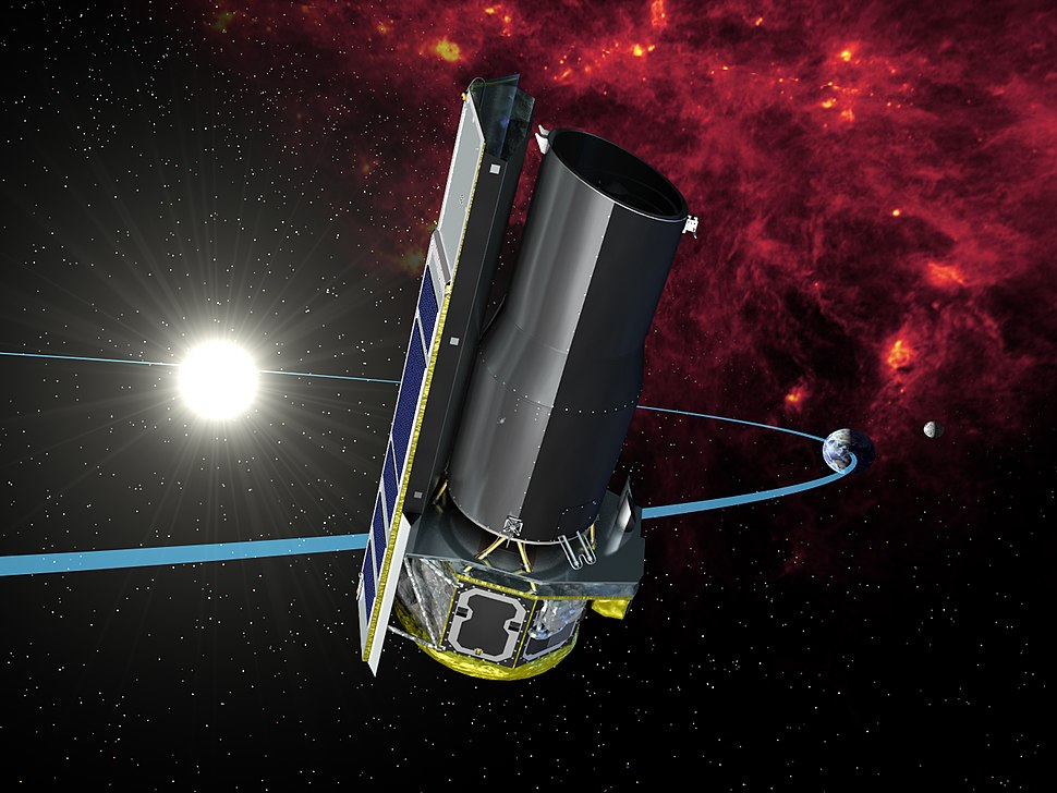 Spitzer earth trailing2