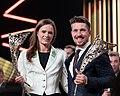 Sporthilfe-Gala 2019 Sportler des Jahres Österreich Vanessa Herzog Marcel Hirscher b.jpg