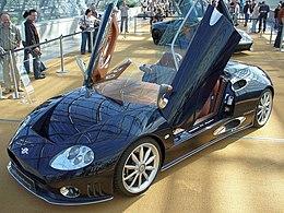 Spyker Cars Wikipedia
