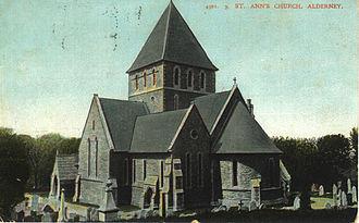 Saint Anne, Alderney - St Anne's Church