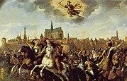 St.Bavo saves Haarlem 1673