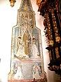 St.Matthäus in Murau - Wandmalerei - Tabernakel.jpg
