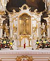 St. Andreas (Babenhausen) main high altar details with standig crucifix.jpg