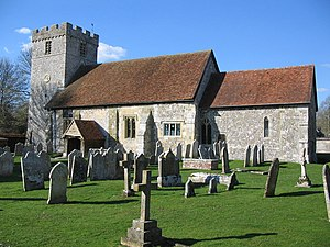 Durnford, Wiltshire - St Andrew's Church