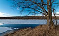 St. Croix River in Winter at Wild River State Park, Minnesota (31260991307).jpg
