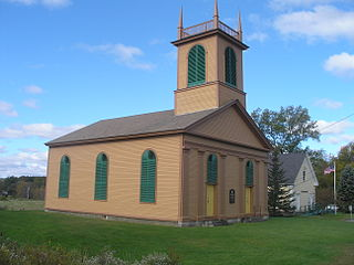 St. Johns Episcopal Church (Dresden Mills, Maine) United States historic place