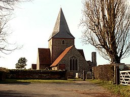 St. John's church, Mount Bures, Essex - geograph.org.uk - 131475.jpg
