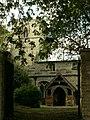 St. Margaret's church, Stradishall, Suffolk - geograph.org.uk - 168061.jpg