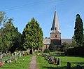 St. Mary's Parish Church, Fownhope - geograph.org.uk - 532804.jpg