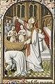 St. Maturinus of Larchant baptizing the faithful - Book of hours Simon de Varie - KB 74 G37 - 086r min.jpg