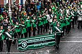 St. Patrick's Day Parade (2013) In Dublin - Brewster High School Marching Bears, New York, USA (8565221557).jpg
