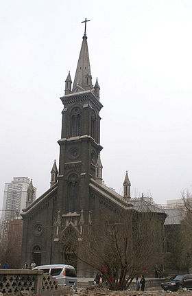 Image illustrative de l'article Cathédrale Sainte-Thérèse de Changchun