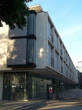 Ruth Deech, Baroness Deech - The Ruth Deech Building, St Anne's College, Oxford