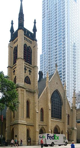Image illustrative de l'article Cathédrale Saint-Jacques de Chicago