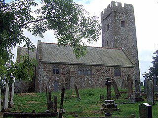 Robeston Wathen Human settlement in Wales