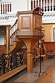 St Botolph without Aldgate, London EC3 - Pulpit - geograph.org.uk - 1229931.jpg