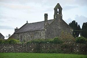 Llangybi, Gwynedd - Church of St Cybi