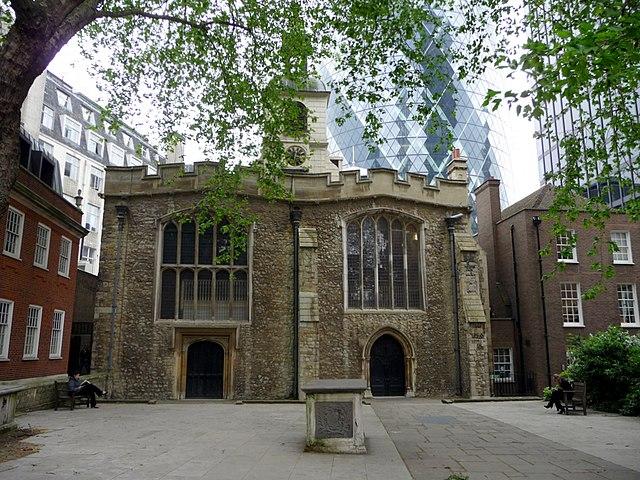 St Helens Bishopsgate