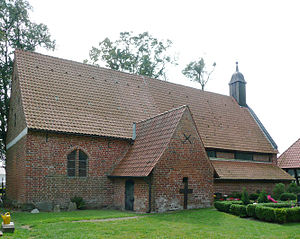 Ummanz - St. Mary's Church, Waase