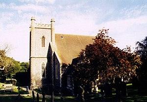Remenham - St Nicholas Church, Remenham