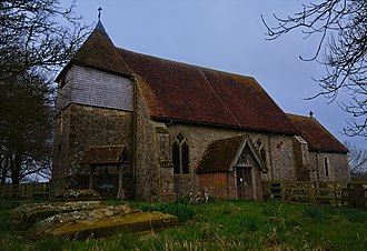 Bilsington - Image: St Peter and St Paul Bilsington 1
